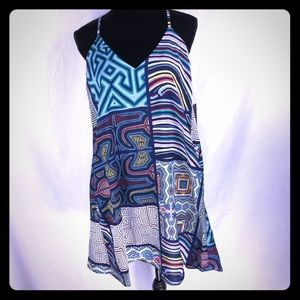 Dresses & Skirts - ☀️Abstract dress with pockets☀️